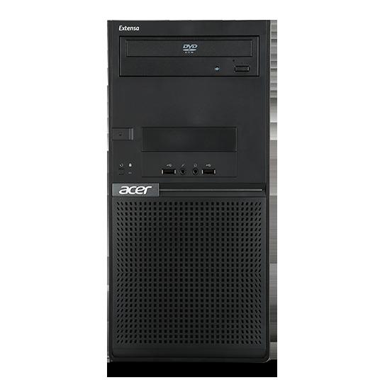 Máy bộ Acer EXTENSA M2610, Pentium G3260/2GB/1TB (DT.X0CSV.042)