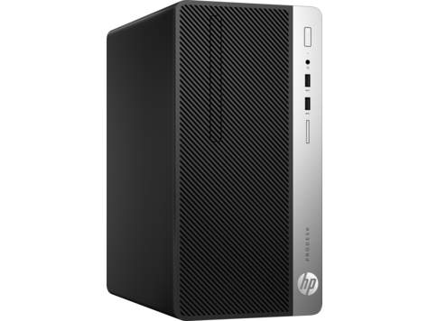 HP ProDesk 400 G4 Microtower PC, Core i5 7500/4GB/500GB (1HT54PA)