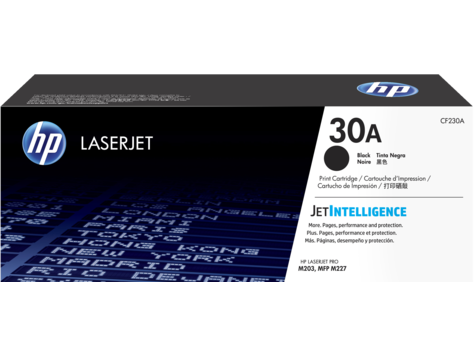 Mực HP 30A Black Original LaserJet Toner Cartridge (CF230A)