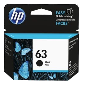 Mực HP 63 Black Original Ink Cartridge (F6U62AA)