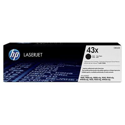 Mực in HP 43X Black LaserJet Toner Cartridge (C8543X)