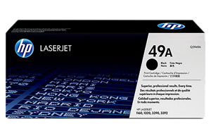 Mực in HP 49A Black LaserJet Toner Cartridge (Q5949A)