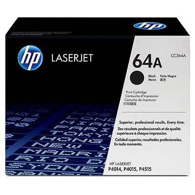 Mực in HP 64A Black LaserJet Toner Cartridge (CC364A)
