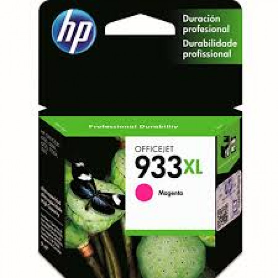 Mực in HP 933XL High Yield Magenta Original Ink Cartridge (CN055AA)