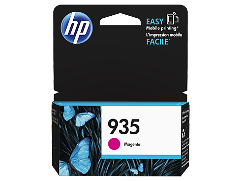 Mực in HP 935 Magenta Original Ink Cartridge (C2P21AN)