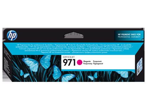 Mực in HP 971 Magenta Original Ink Cartridge (CN623AA)