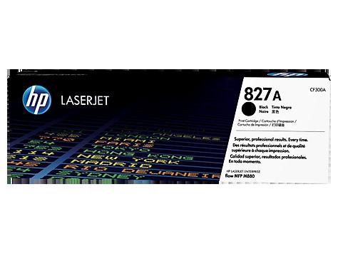 Mực in Laser màu đen HP 827A Black Original LaserJet Toner Cartridge (CF300A)